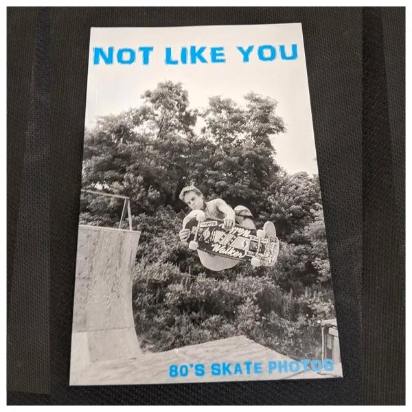 1980's Photo Zine