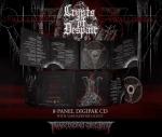 Pre-Order: All Light Swallowed 8-Panel Digipak CD