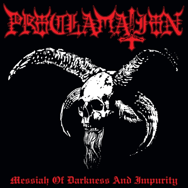 Messiah Of Darkness And Impurity