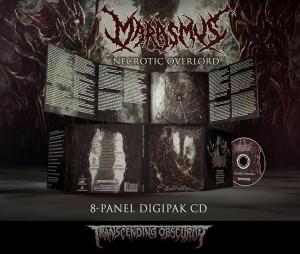 Necrotic Overlord Digipak CD