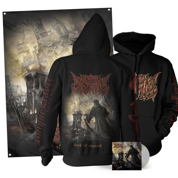 Dusk Of Anguish CD + Pullover Bundle