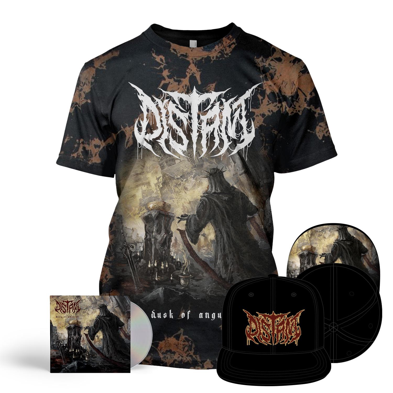 Dusk Of Anguish Deluxe CD Bundle