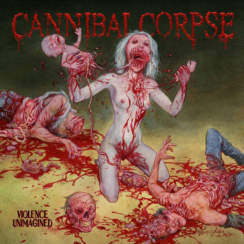 Violence Unimagined (Alternate Vinyl)