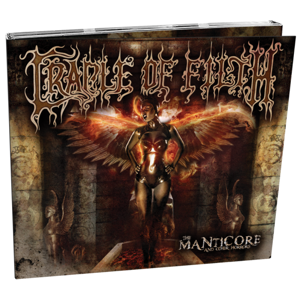 The Manticore And Other Horrors (Digipak)