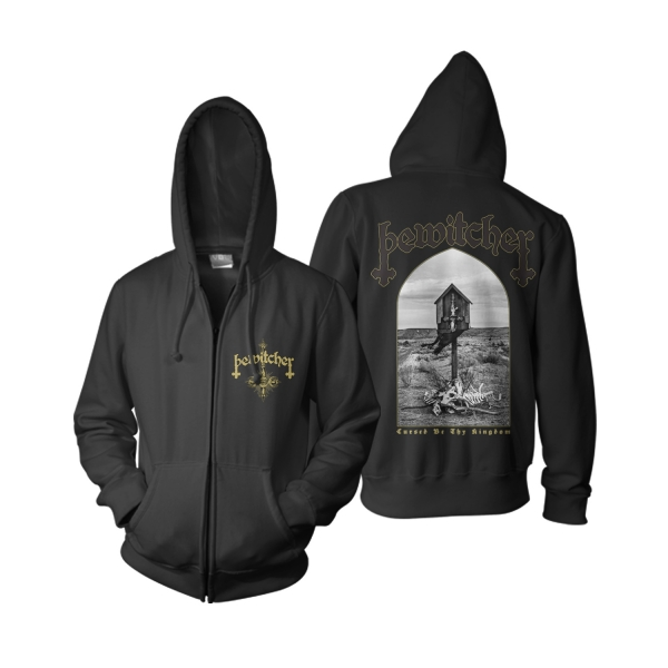 Cursed Be Thy Kingdom Hoodie/LP Bundle