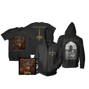 Cursed Be Thy Kingdom Tee/Hoodie/CD Bundle