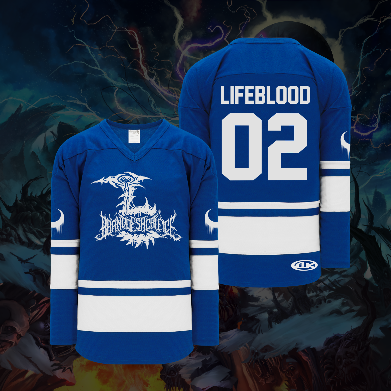Lifeblood Hockey Jersey