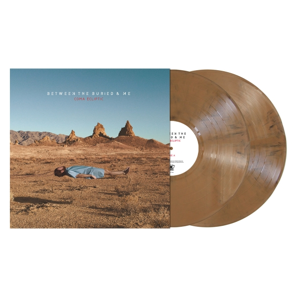 Coma Ecliptic (Brown Marbled Vinyl)