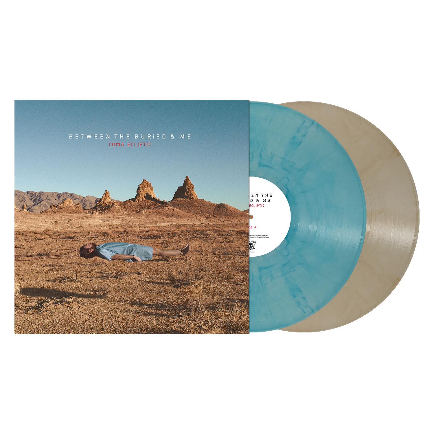 Coma Ecliptic (Blue / Brown Vinyl)