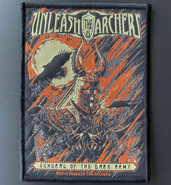 General Of The Dark Army Patch