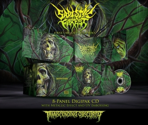 Obscure Old Remains 8-Panel Digipak CD