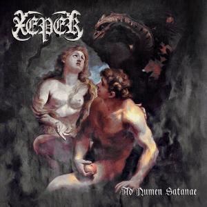 Pre-Order: Ad Numen Satanae (black vinyl)