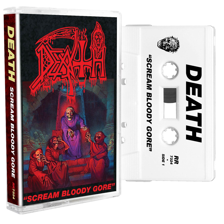 Scream Bloody Gore Reissue