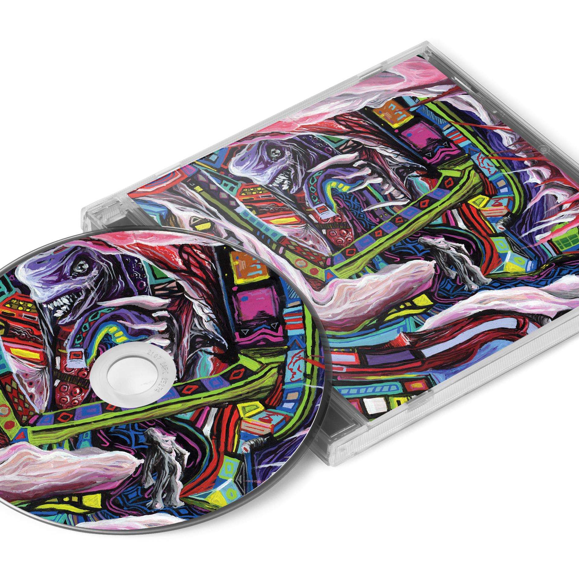 The Lurch T Shirt + CD Bundle
