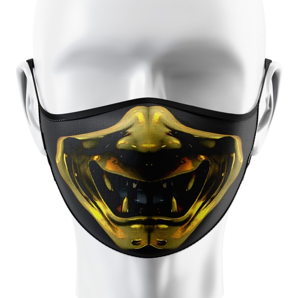 Yōkai Demon Face Mask