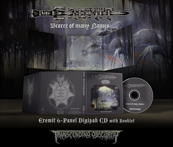 Bearer of Many Names Digipak CD