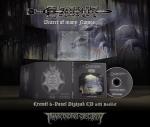 Pre-Order: Bearer of Many Names Digipak CD