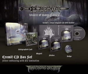 Pre-Order: Bearer of Many Names CD Boxset