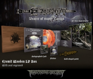 Pre-Order: Bearer of Many Names Ancient Artefact LP Box