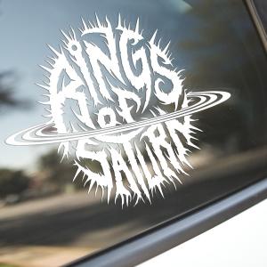 Logo Diecut Car Decal