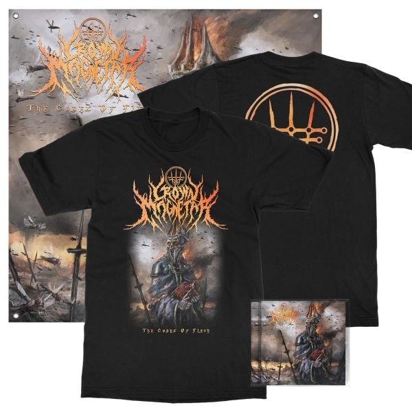 The Codex of Flesh CD + Tee Bundle