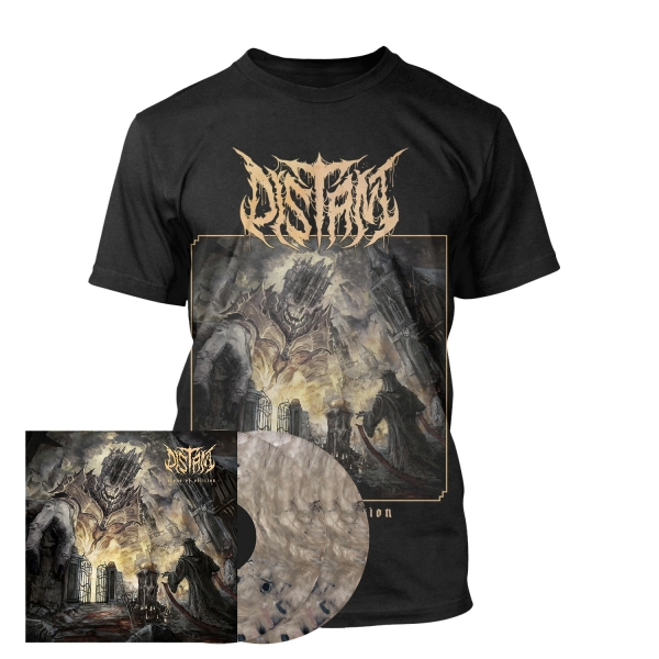 Aeons Of Oblivion LP + Pullover Bundle