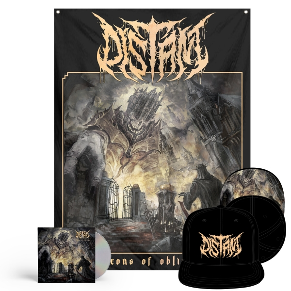 Aeons Of Oblivion Deluxe CD Bundle