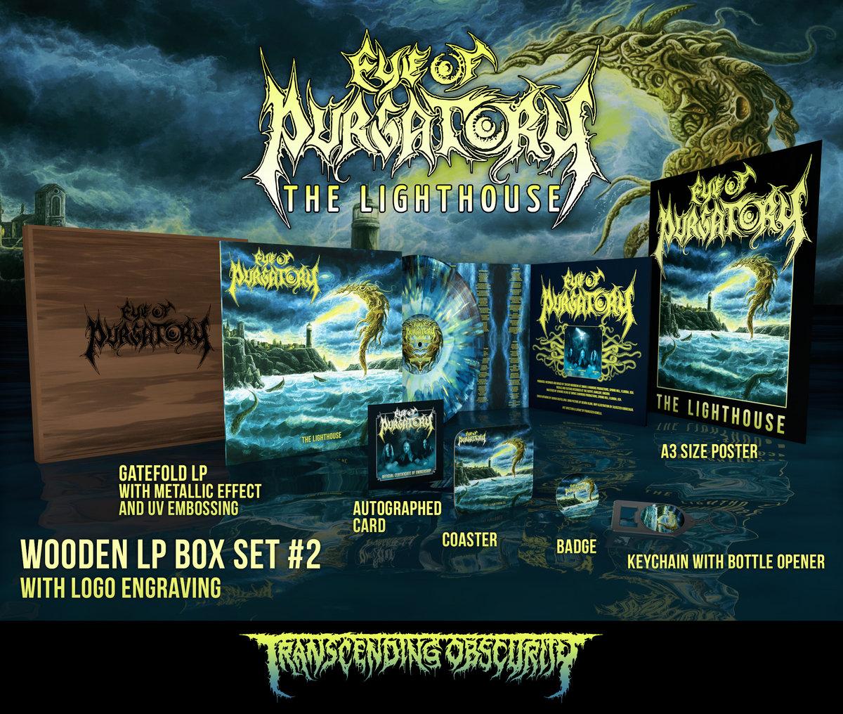 The Lighthouse Wooden LP Box Set