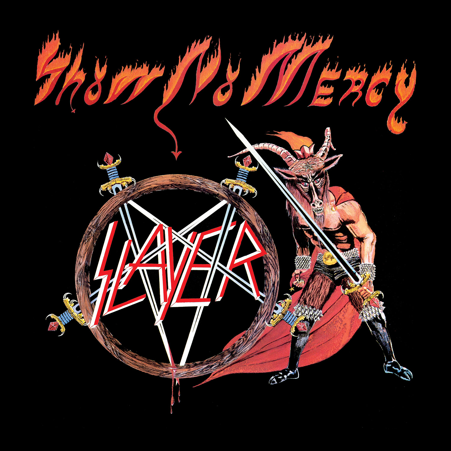 Show No Mercy (Digipak)