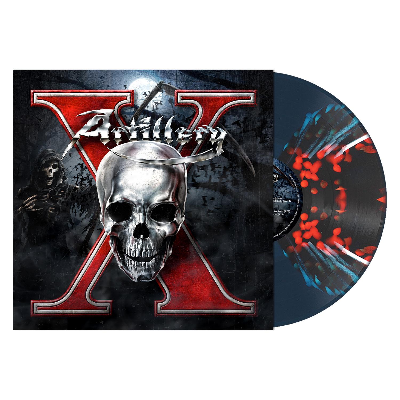 X (Splatter Melt Vinyl)