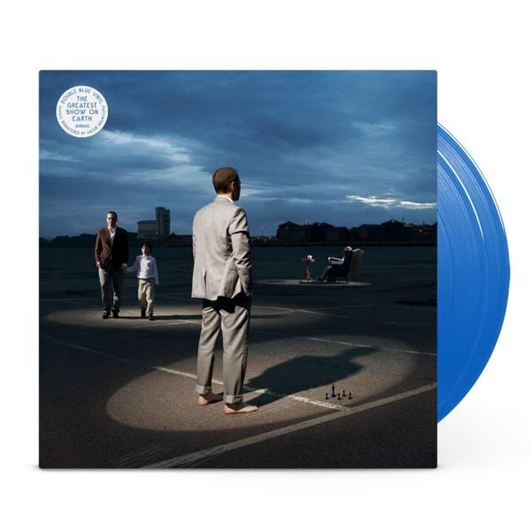 The Greatest Show on Earth - (2020 Remaster - Double solid blue vinyl)