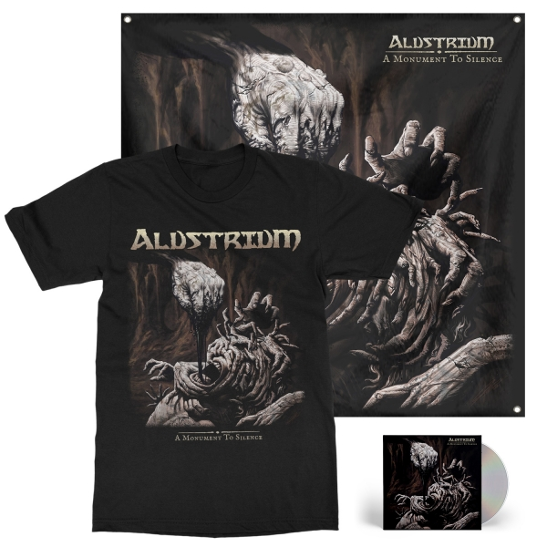 A Monument To Silence CD + Tee Bundle
