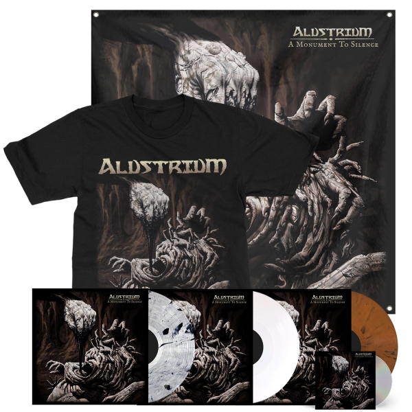 A Monument To Silence Collector's Bundle