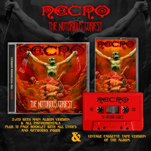 The Notorious Goriest CD/Cassette Bundle