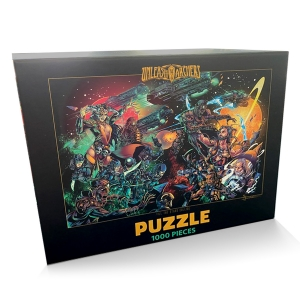 'Till The Stars Collide' Puzzle