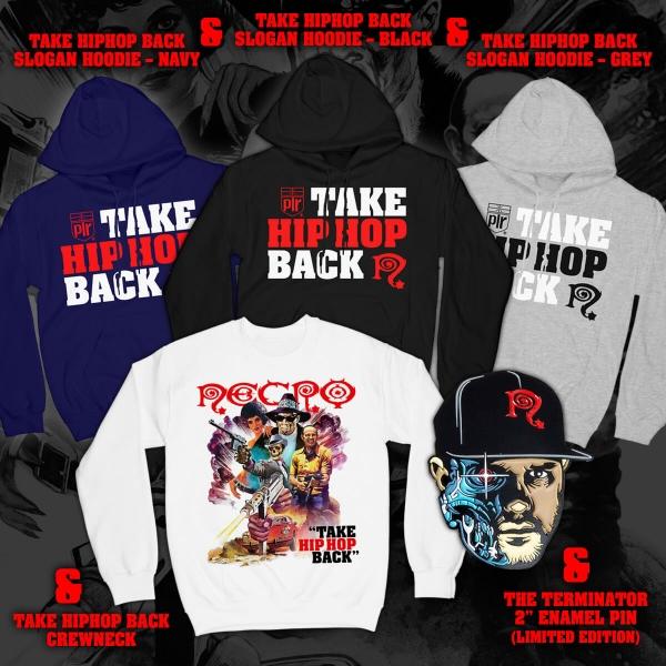 Take HipHop Back Bundle #3