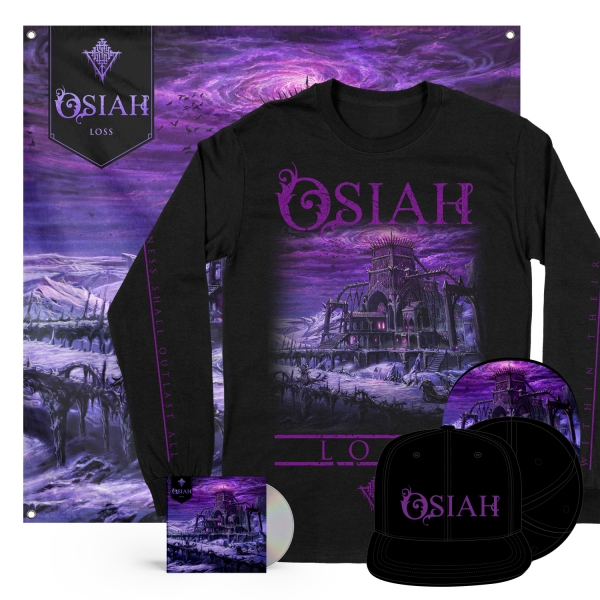 Loss Deluxe CD + Tee Bundle