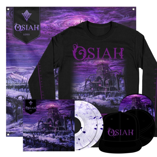 Loss Deluxe LP + Tee Bundle