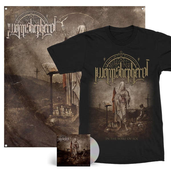 In the Wake Ov Sòl CD + Tee Bundle