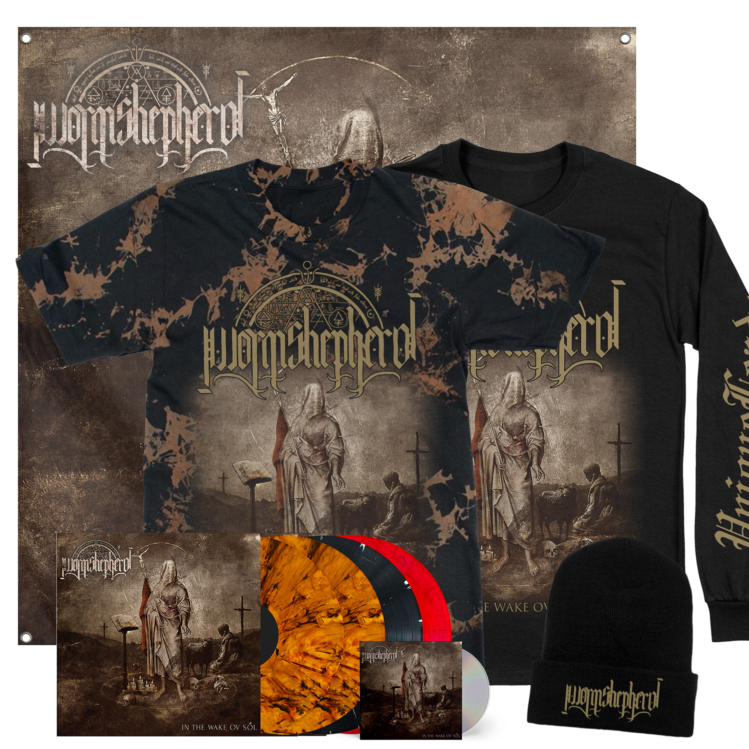 In the Wake Ov Sòl Deluxe Collector's Bundle