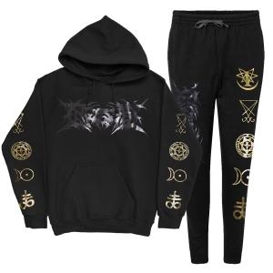 Symbols (Foil) Hoodie And Sweatpants Set