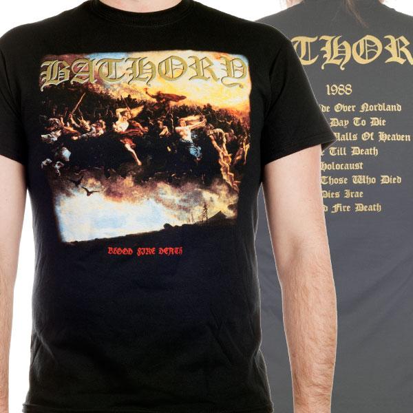 Blood Fire Death