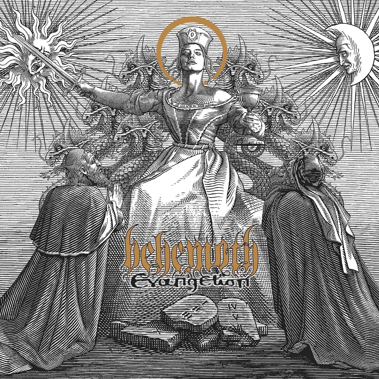 Evangelion (Splatter Vinyl)