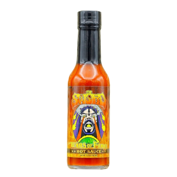 Tears Of Fire Hot Sauce