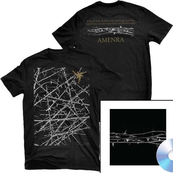 De Doorn T Shirt + CD Bundle
