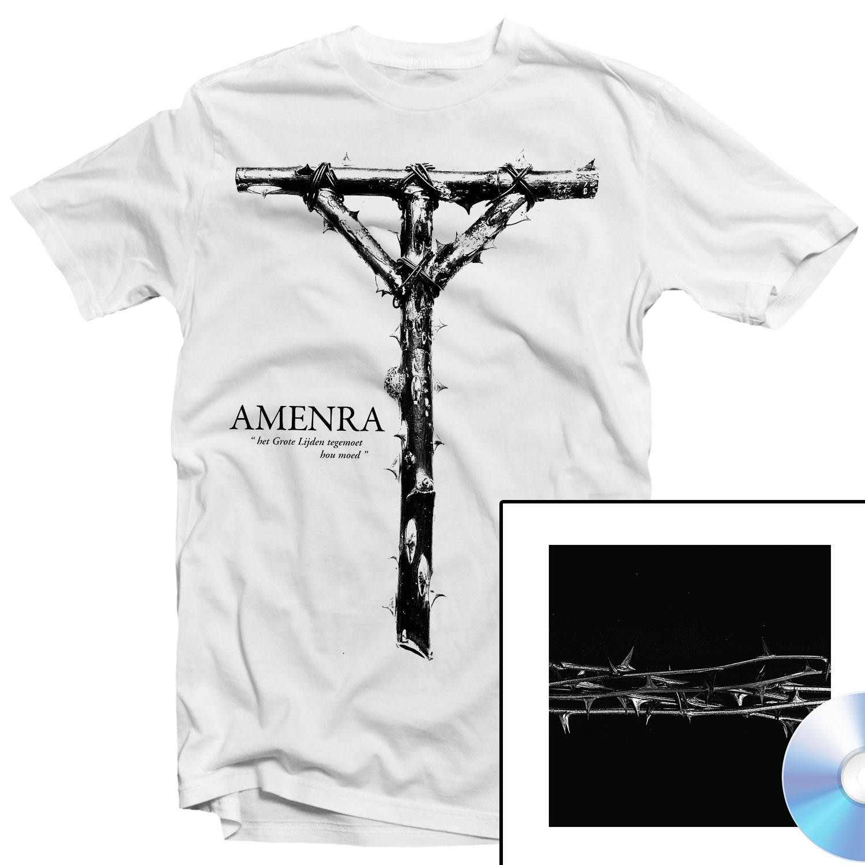 Grote Lijden T Shirt + De Doorn CD Bundle