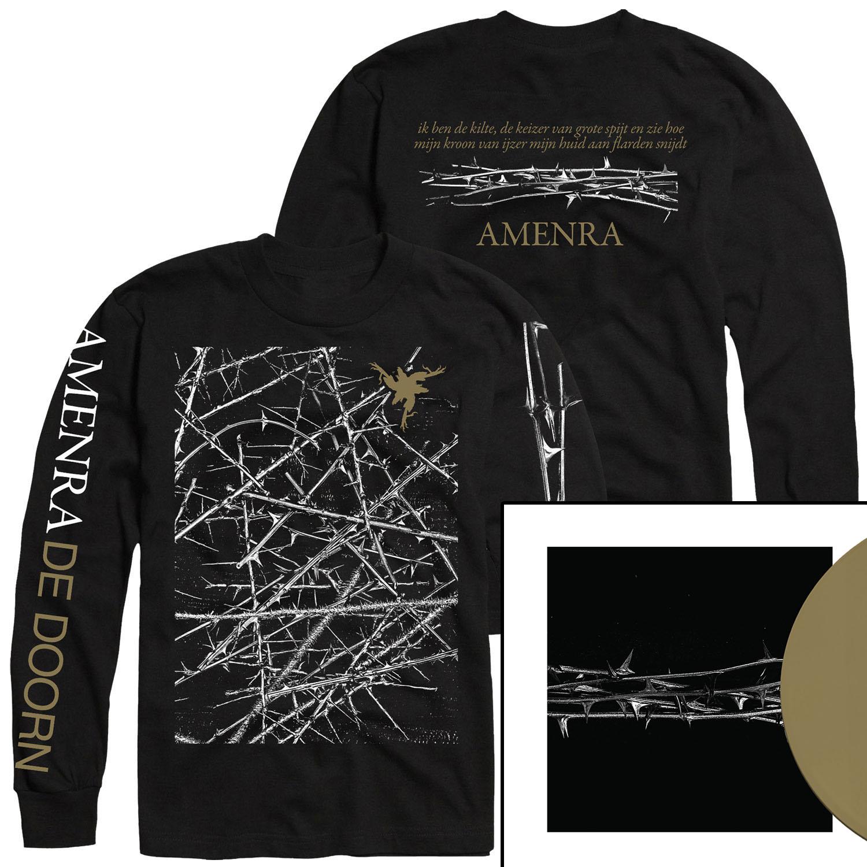 De Doorn Longsleeve Shirt + 2LP Bundle