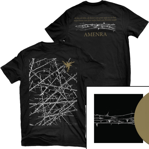 De Doorn T Shirt + 2LP Bundle