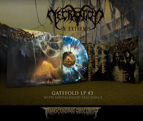 In Extremis Gatefold LP