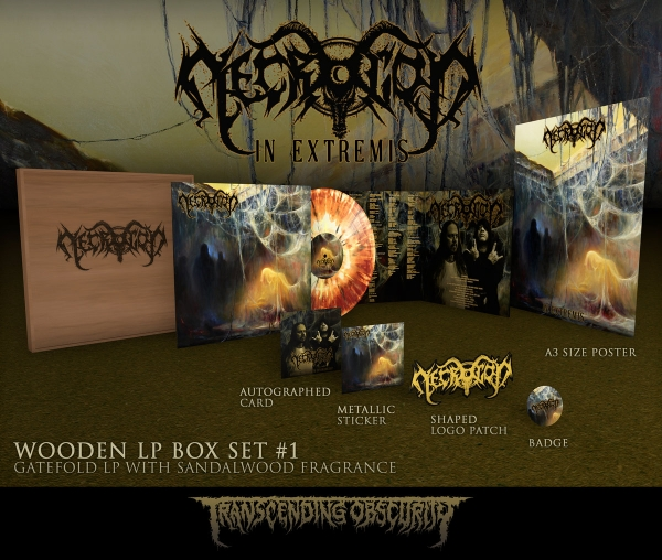 In Extremis Wooden LP Boxset